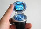 奇特的手表手机