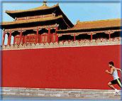 中国文化通过奥运呈现给世界