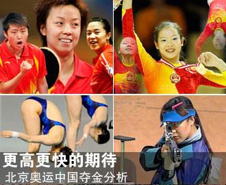 北京奥运之路十一:更高更快的期待