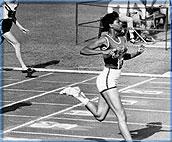 小儿麻痹症患者到奥运短跑冠军
