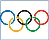 奥林匹克的会旗