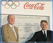 赞助奥运时间最长公司