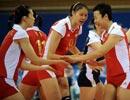 女排,北京奥运会,中国
