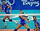 女排,北京奥运,意大利,俄罗斯