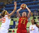 2008中国女篮,宋晓云,中国女篮,奥运会