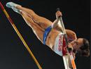 伊辛巴耶娃创造女子撑杆跳新世界纪录