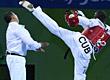 古巴神腿飞踹裁判