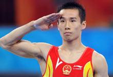 肖钦,夺金,奥运