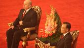 第十次中俄总理会晤