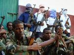 索马里海盗猖獗