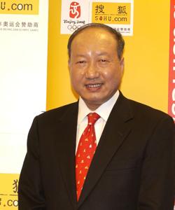 陈峰做客搜狐网