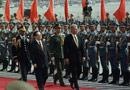克林顿总统对中国进行国事访问