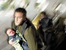 一名加沙男孩受伤
