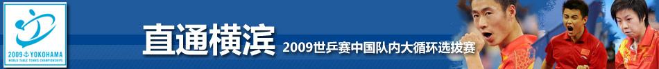 直通横滨选拔赛,乒乓球,王皓,马琳,王励勤,张怡宁,郭跃,李晓霞