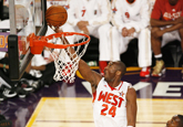 NBA全明星赛:科比划破长空