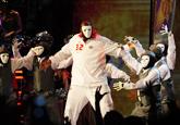 NBA全明星赛:奥尼尔街舞秀