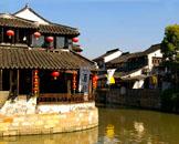 周末自驾古镇游:上海——水乡西塘