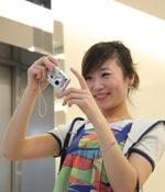 留张影 最爱女主播 2009上海车展