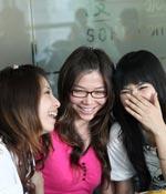 好开心啊 最爱女主播 2009上海车展
