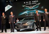 Mazda6睿翼 上市 现场实拍图