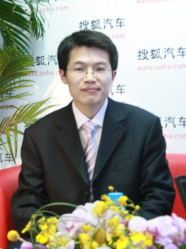 华泰汽车总经理助理市场部部长高红军