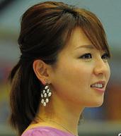 美女主播,横滨世乒赛