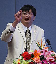 郑向敏:旅游安全的热点问题