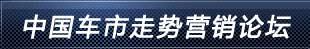 2009中国车市下半年走势研判营销论坛