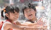 热浪波及中国17省市