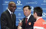 中国奥运代表团