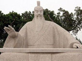 《杨贵妃秘史》外景舜帝陵庙