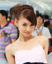 哈尔滨车展,美女,车模